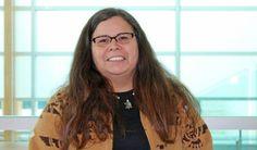 Teresa Trudeau is the Traditional Healing Coordinator at Thunder Bay's Anishnawbe Mushkiki, an Aboriginal Community Health Access Centre