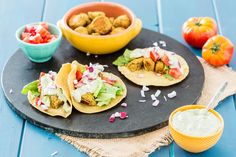 One day I made falafel for a few friends and realized right before the first guest arrived that I had forgotten to buy pita bread. One of my guests said that she often serves falafel in corn tortillas, either with...  Read more