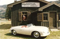 Typ 1 1948 and Ferdinand Porsche