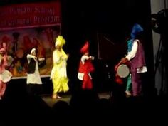 Traditional Bhangra Part 1 - #AmericanIndianWedding