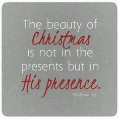 The REAL reason for the season!!! I love this