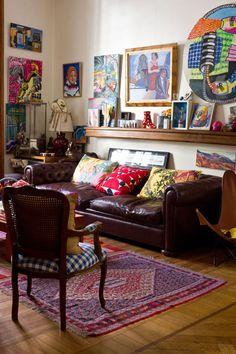 Interiores #135: Donde entra uno, entran cien | Casa Chaucha