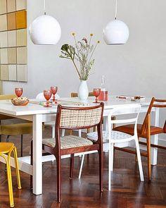 Scandinavian vintage : couleurs d'automne ... Rédaction Vinciane Fiorentini-Michel