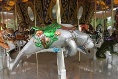 Happy Hollow Park and Zoo :: Carousel Sponsorship Supporting the Happy Hollow Park & Zoo in San Jose