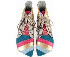 RESPECT - Louloux - Sapatos Colecionáveis