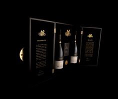 Packaging of the World: Creative Package Design Archive and Gallery: Limited edition Taylors Sparkling Wine Magnum