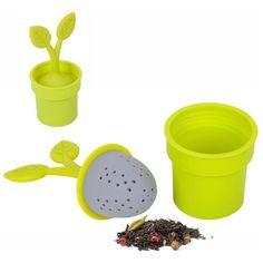 Infusor de Té Flower Pot