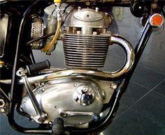 bsa engine | 1968 BSA B44 Victor Special 441