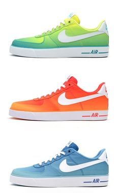 Nike Air Force 1 'Gradient Pack'