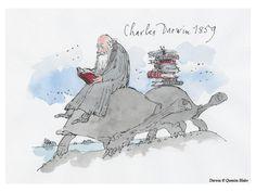 Darwin by Quentin Blake