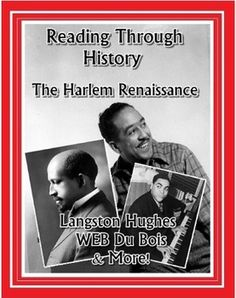 This is a five lesson unit by Reading Through History documenting the Great Migration and the Harlem Renaissance. In this unit there are one or two page readings dealing with the Great Migration, the Harlem Renaissance, W.E.B. Du Bois, Langston Hughes, and Marcus Garvey.