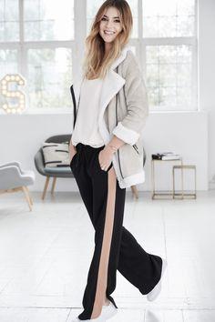 Lässiger Style ! Die neuesten Trends und coole It-Pieces präsentiert Model und @aboutyoude Idol Stefanie Giesinger jetzt in Ihrem Shop bei www.aboutyou.de