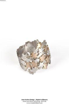#gold #sterlingsilver #ring #jewelry #fashion #jewellery #IrelandsAncientEast #JaneHuston #Irish #Irishdesigner #art