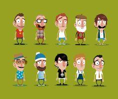 Resultado de imagen para character design