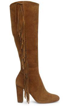 Ralph Lauren boot, $395, ralphlauren.com.   - HarpersBAZAAR.com