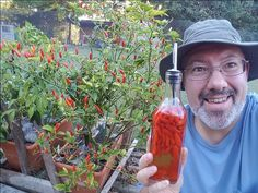 """Congratulations To Our Final Weekly Winner Matt R., from Poplar Bluff, MO!    """"Absolutely love my GrowBoxes! This year I grew Tabasco, Jalapeno and Red/Green Bell peppers. I only planted 2 Tabasco plants but the peppers they just kept on coming! I made Tabasco vinegar, gave lots away & still have more!  Best way to grow peppers! ...and I think I'll have peppers till Thanksgiving! Thanks for inventing these!""""    This Is The Final Winner of     the 2017 Weekly Photo Contest!"""