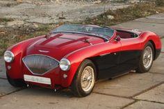 Austin-Healey 100M Le Mans