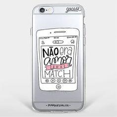 Capinha para celular Match