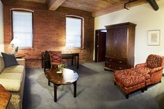 Suite at Cork Factory Hotel