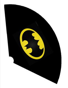 Batman Birthday Hat