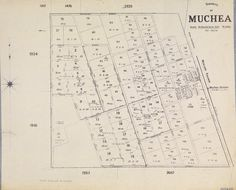 MUCHEA  Cadastral map showing land use. Includes notes on soil and vegetation and water availability. Part of collection: Townsite maps, Western Australia. https://encore.slwa.wa.gov.au/iii/encore/record/C__Rb1950070