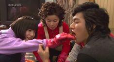 "Boys Over Flowers: ""Making Kimchi"" (My favorite episode! Boys Over Flowers, Boys Before Flowers, Kim So Eun, Kim Joon, Geum Jan Di, Han Byul, Koo Hye Sun, Kim Bum, Woo Bin"
