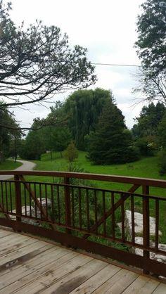 Bayview Village Park bridge by Trudie Toronto, Deck, Places, Outdoor Decor, Lenses, Nature, Bridge, Photography, Home Decor