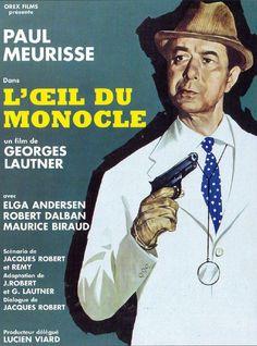 l'oeil du monocle  1962