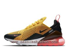 buy popular 2365d 2a73f Running Nike Air Max 270 Tiger AH8050 004 Chaussures Nike pas cher Pour  Homme Jaune