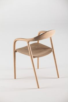 Regular Company, a Croatian design studio, recently worked with Artisan to create a mini collection that highlights the weight and weightlessness of wood.
