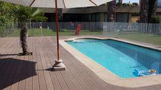 Deck de Madera WPC - DECKING - Deck - Piscinas - Terrazas - Instalaciones. Santiago Chile