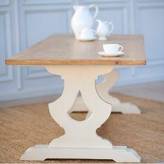Jeannine Kitchen Trestle Table