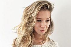 how to make thin hair look and feel thicker and more voluminous, Go thick or go home.