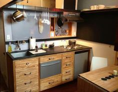 great micro kitchen
