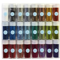The Scrap Shoppe: Martha Stewart Crafts Glitter Review {& GIVEAWAY!}