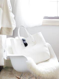Lovely, white.