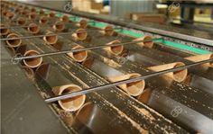 Ice Cream Cone Making Machine: The Description of Automatic Ice Cream Cone Making...