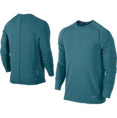 Nike Men's Dri-FIT Fleece Long Sleeve Shirt - Dick's Sporting Goods