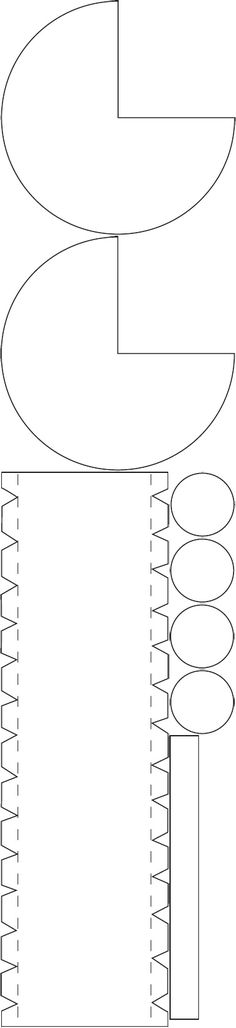 Baby Carriage Template 4