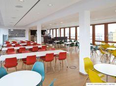 Gärtner Internationale Möbel #Projekt #InnoGames #Hamburg #Office