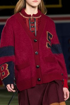 Tommy Hilfiger at New York Fall 2015 (Details)