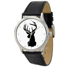 Reindeer Watch Head by SandMwatch on Etsy
