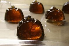 Dewar's Whisky Gums | Charlotte Julienne (can also be made with wine)