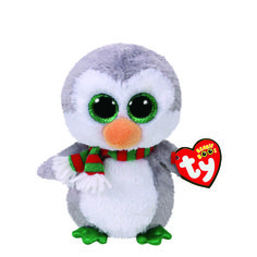 TY Beanie Boo Chilly the Penguin Small Soft Toy All Beanie Boos b1b149884319