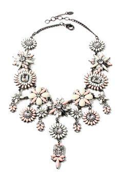 Rock Princess Necklace//