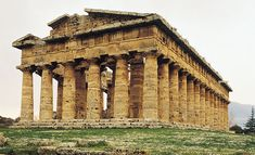 Temple of Hera II  Paestum, Italy   Classical period 480-400 BCE  Google Image Result for http://www.fransite.net/Klassiek/Grieks/kunst/Temple%2520of%2520Hera%2520II,%2520Paestum,%2520Italy,%2520ca.%2520460%2520BCE.jpg
