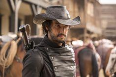 Rodrigo Santoro in HBO's Westworld Series