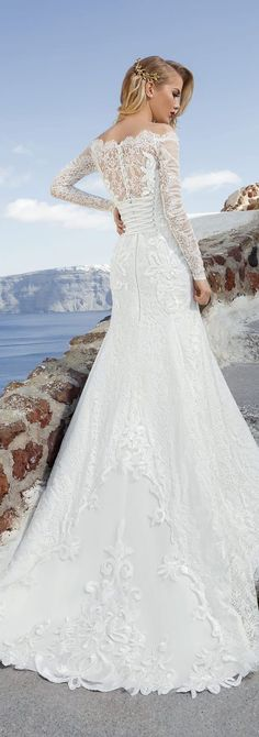 Wedding Dress by Lanesta Bridal -Story of the Rose Collection #WeddingDress #BridalGown