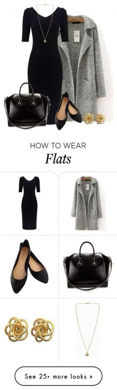 """""""Professional Wardrobe for All Ages Outfit: by vanessa-bohlmann Office Fashion, Work Fashion, Fashion Looks, Fashion Fashion, Fashion News, Fashion Flats, Petite Fashion, Fashion Outfits, Mode Outfits"""