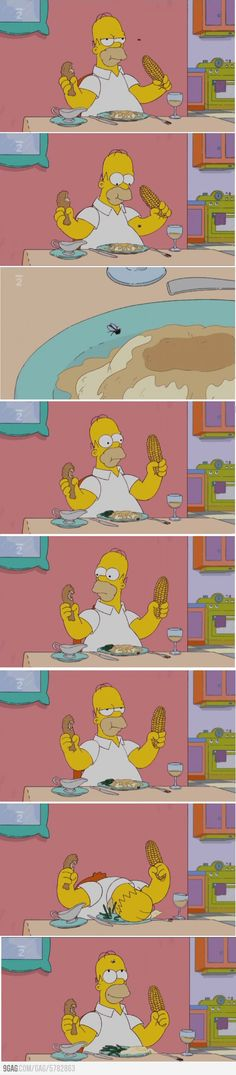 Probably my favorite scene from Simpsons